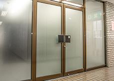 弁護士法人よぴ法律会計事務所の入口写真